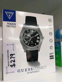 Guess connect smartwatch brand new sealed.
