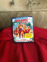 Baywatch on Blu-ray dvd new not used for 20.00 retail is 25.00 Medford, 02155