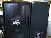 black and gray Peavey guitar amplifier Los Angeles, 91402