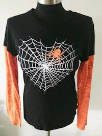 New Halloween woman's shirt size Large Riverside, 92507