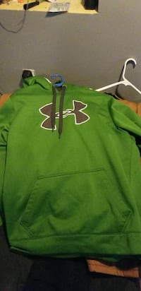 X Armour Sweater Green Chicago, 60639