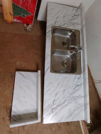Kitchen counter tops with sink