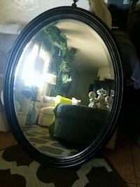 Large Oval Mirror  Apple Valley