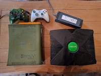 I have an Xbox original (black), Controller and lots of Games... Unit is in Excellent Condition.  Niagara Falls