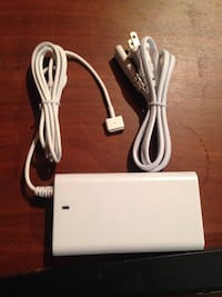 white laptop charger 452 km