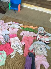 Wide collection of baby girl princess  upto 3 months  Calgary, T3K 6J7