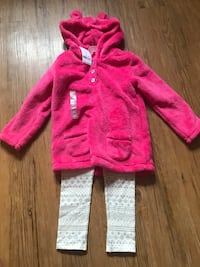 New carters outfit size 4t Jamestown, 14701