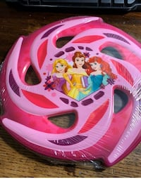 New (Lot of 6) 3 Disney Princess Flying Disc for Kids  (Multicolor) Vaughan, L4L 9N3