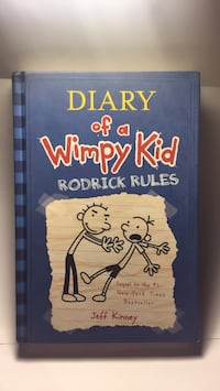 Diary of a wimpy kid by jeff kinney book Alameda, 94501