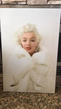 Marilyn Monroe picture  20 x 16 Burnaby, V5B 1H8