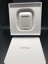 APPLE AIR PODS! WITH POP UP ! SAY AIRPODS & CHARGI Bessemer