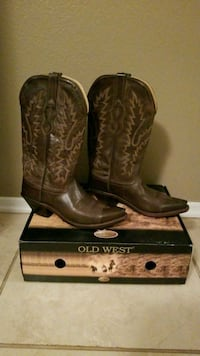 LADIES COWGIRL BOOTS Midland, 79703