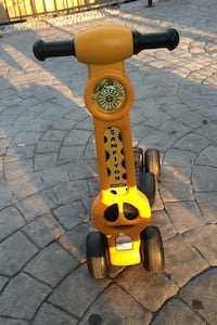 Cocuk Scooter