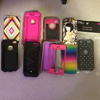 Phone cases - Otterboxes, Some brand new unused! All for $12! Regina, S4X