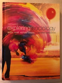 Exploring Sociology Third Edition book Toronto, M6S
