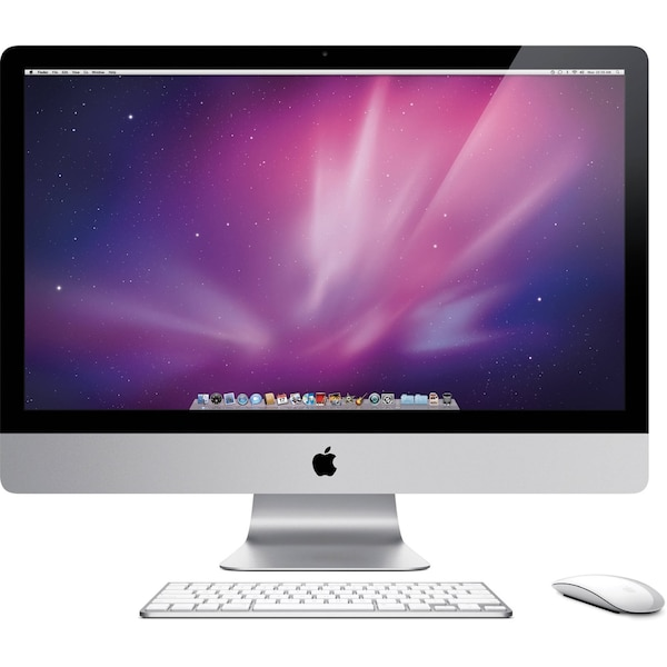 "Mid 2011 27"" iMac 1TB with Keyboard and Mouse"