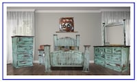 ****BLOW OUT SALE**** $39 DOWN GETS YOU A QUEEN BEDROOM SET TODAY!!!! Richardson