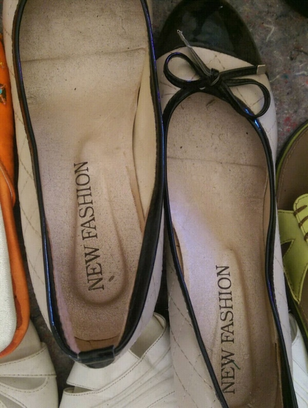 f80781cfd11 Used pair of brown leather flats for sale in Stockton - letgo