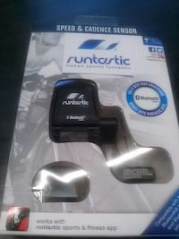 Runtastic Speed and Cadence Bike Sensor with Bluet Vancouver, V5T 3G3
