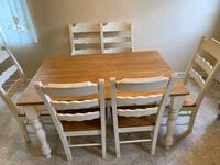 Country Style Dining Set Baltimore, 21205