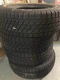 Winter tires/nordic/185/70/14 - good condition/only used for one season Montréal, H4R 3K6