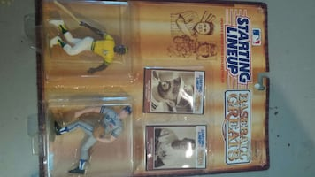 Sport figure collectables