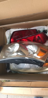 Dodge Ram head lights and tail lights  Cape Coral