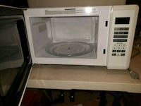 white General Electric microwave oven Hamilton Township, 08619