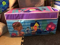 Doc McStuffins Toy Storage Chantilly