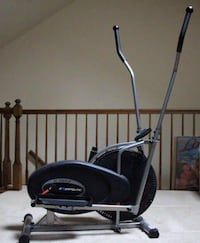Black and gray elliptical trainer Bethesda, 20814