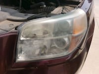 Car headlight restoration London