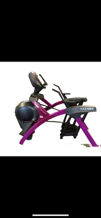 Cybex 625A Lower Body Arc Trainer - PreOwned - Purple Arlington Heights, 60005