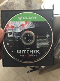 The Witcher 3 Xbox One Hamilton, L8B 0R8