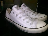 White Leather Converse Bakersfield, 93309