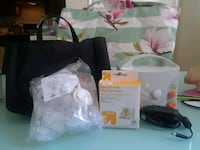 Medela electric breast pump set Los Angeles, 90045