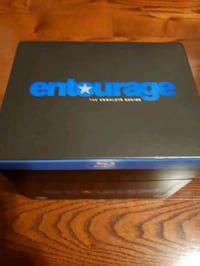 Entourage blue ray box set  Vaughan, L6A 2G1