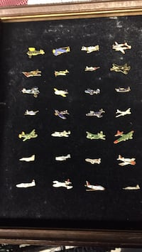 Tiny aviation pins Wenatchee, 98801
