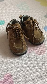 sprocket baby leather hiking boots Abbotsford, V2T 4Y9