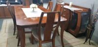 8pcs dining room set/delivery available