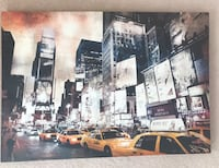 Wall Art - Wall Deco Canvas Paintings 39 km