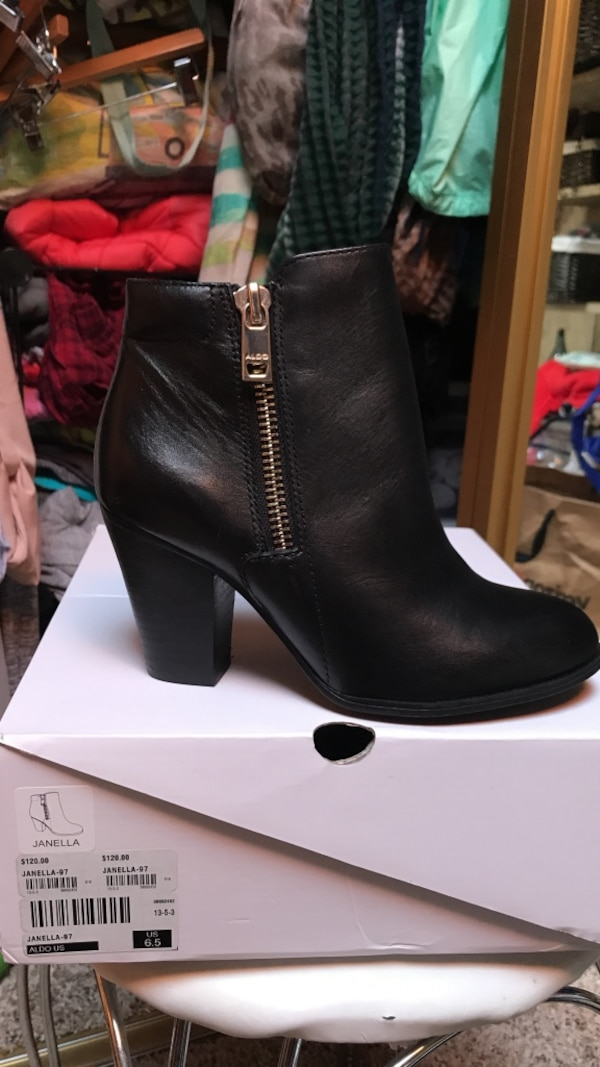 Aldo booties size 6 1/2 brand new in box!
