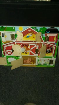 Melissa and Doug's farm puzzle Lakeland, 33813