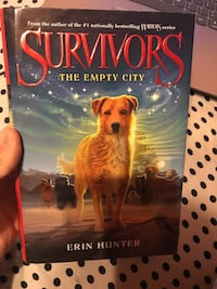 Erin Hunter Survivors null