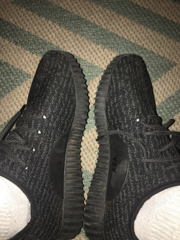 a3aba43edcff Used pirate black adidas yeezy boost 350 for sale in Midland - letgo
