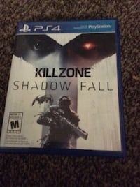 PS4 Killzone Shadow Fall case Maplewood