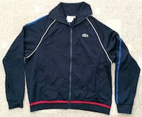 Lacoste Andy Roddick paid $165 size M Excellent condition special edition Andy Roddick mens Track Jacket.