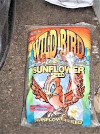 SUNFLOWER SEEDS 18 KG ( 40 LB ) UNOPENED BAG OTTAWA