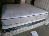 King mattress 400. Free delivery  Edmonton, T5H 3R8