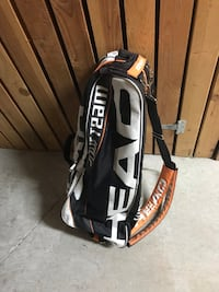 black and white Wilson golf bag Vancouver, V6B 0A2
