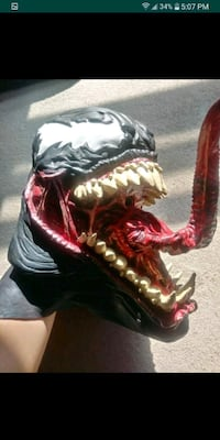 red and black dragon figurine West Palm Beach, 33405